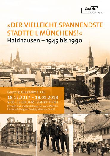 Haidhausen von 1945 bis 1990